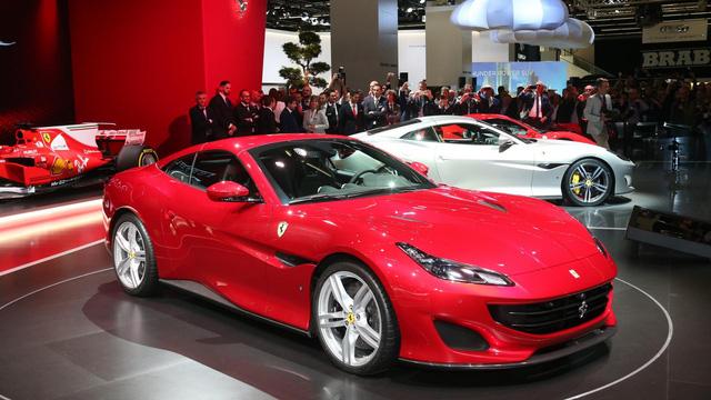 Ferrari Portofino - Siêu xe mui trần cá tính cho các hành trình khác nhau - Ảnh 7.
