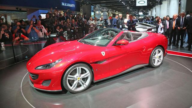 Ferrari Portofino - Siêu xe mui trần cá tính cho các hành trình khác nhau - Ảnh 6.