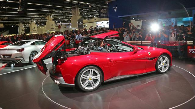 Ferrari Portofino - Siêu xe mui trần cá tính cho các hành trình khác nhau - Ảnh 9.