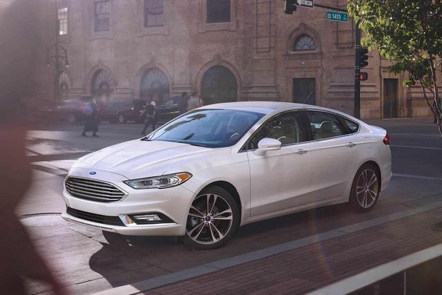 Ford và dự định khai tử Fusion - Ảnh 3.