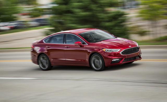 Ford và dự định khai tử Fusion - Ảnh 2.