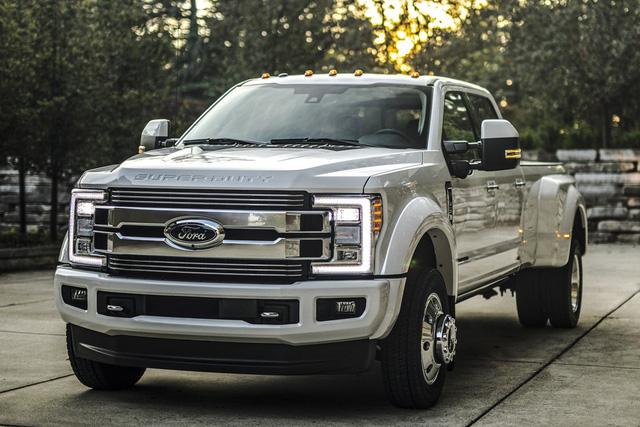 5 mẫu xe bán tải đắt nhất thế giới - Ảnh 9.