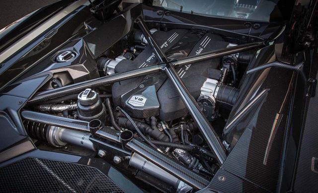 Lamborghini tiến tới sản xuất siêu xe hybrid, mở đầu bằng Huracan - Ảnh 2.