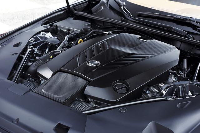 Xe sang Lexus LC Coupe 2018 được chốt giá từ 2,1 tỷ Đồng - Ảnh 12.
