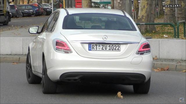 Mercedes-Benz C-Class phiên bản mới lộ ảnh chạy thử phiên bản gần sản xuất - Ảnh 4.