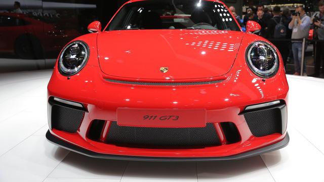 Porsche 911 GT3 2018 chính thức ra mắt, giá từ 3,3 tỷ Đồng - Ảnh 7.