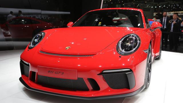 Porsche 911 GT3 2018 chính thức ra mắt, giá từ 3,3 tỷ Đồng - Ảnh 1.