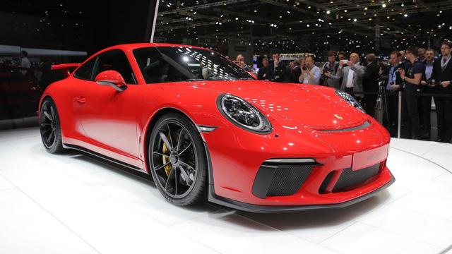 Khách hàng Việt đã có thể đặt hàng ngay Porsche 911 GT3 vừa ra mắt tại Geneva - Ảnh 1.