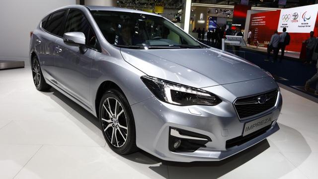 Subaru Impreza 2018: Rộng rãi và an toàn hơn - Ảnh 1.