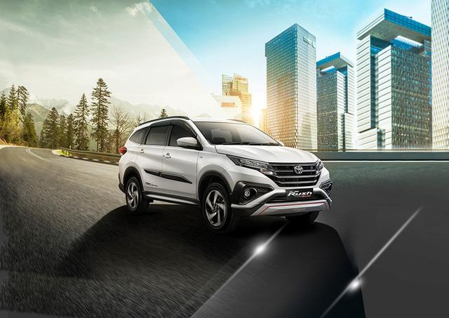 Toyota Rush liệu có về Việt Nam? - Ảnh 1.