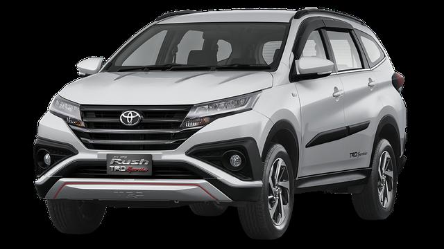 Toyota Rush 2018 - tiểu Fortuner chính thức ra mắt - Ảnh 3.