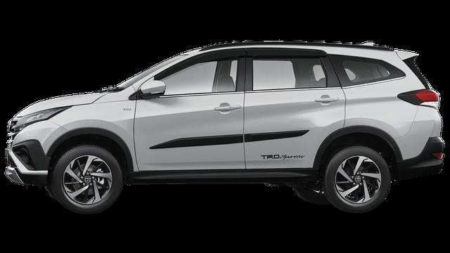 Toyota Rush 2018 - tiểu Fortuner chính thức ra mắt - Ảnh 5.