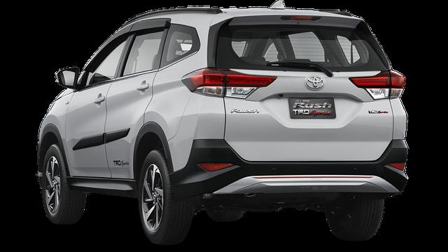 Toyota Rush 2018 - tiểu Fortuner chính thức ra mắt - Ảnh 6.