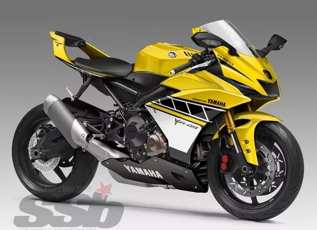 Yamaha R-09 - Ngòi nổ cho cuộc đua mô tô thể thao 900 cc - Ảnh 2.