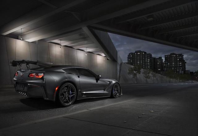 Chevrolet ra mắt Corvette mạnh nhất lịch sử - Ảnh 21.