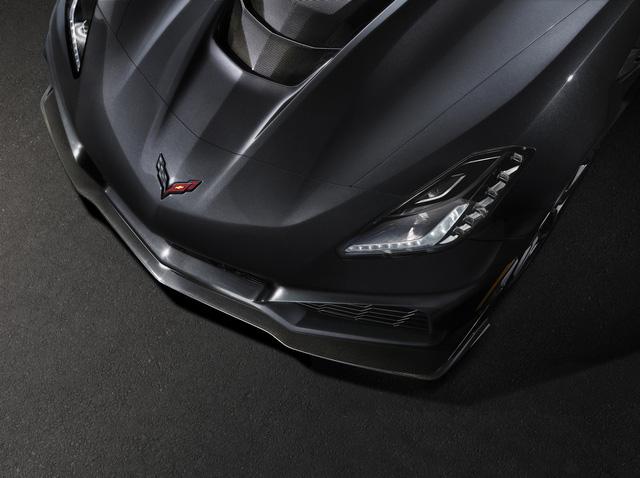 Chevrolet ra mắt Corvette mạnh nhất lịch sử - Ảnh 14.