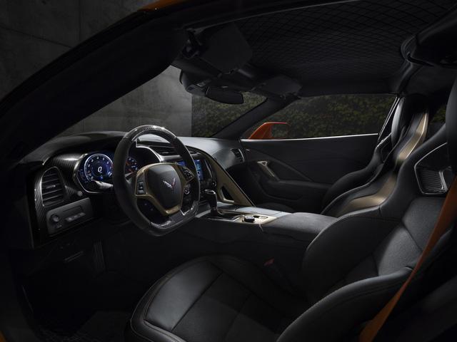 Chevrolet ra mắt Corvette mạnh nhất lịch sử - Ảnh 20.