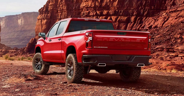 Chevrolet Silverado 2019 - Át chủ bài trong cuộc đấu của GM với Ford - Ảnh 2.