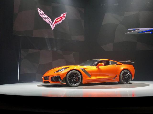 Chevrolet ra mắt Corvette mạnh nhất lịch sử - Ảnh 6.