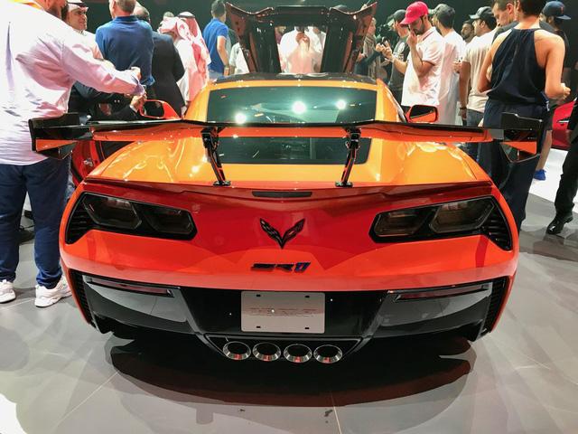 Chevrolet ra mắt Corvette mạnh nhất lịch sử - Ảnh 8.