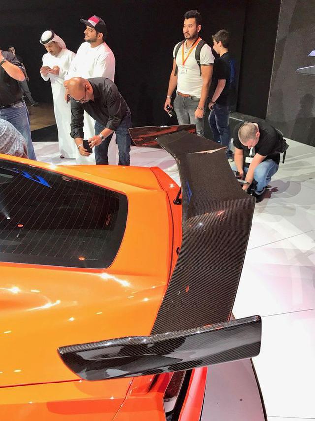 Chevrolet ra mắt Corvette mạnh nhất lịch sử - Ảnh 15.