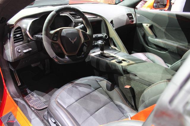 Chevrolet ra mắt Corvette mạnh nhất lịch sử - Ảnh 19.