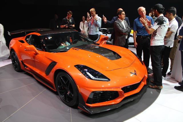 Chevrolet ra mắt Corvette mạnh nhất lịch sử - Ảnh 5.