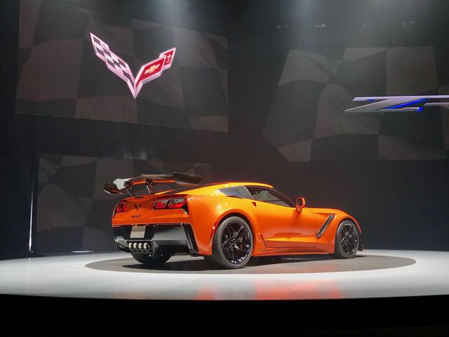 Chevrolet ra mắt Corvette mạnh nhất lịch sử - Ảnh 13.