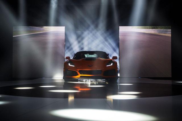 Chevrolet ra mắt Corvette mạnh nhất lịch sử - Ảnh 3.