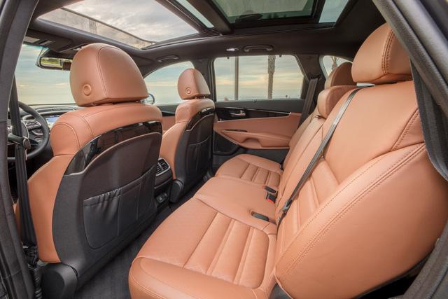 Kia Sorento 2019 chính thức ra mắt, bỏ động cơ tăng áp - Ảnh 5.