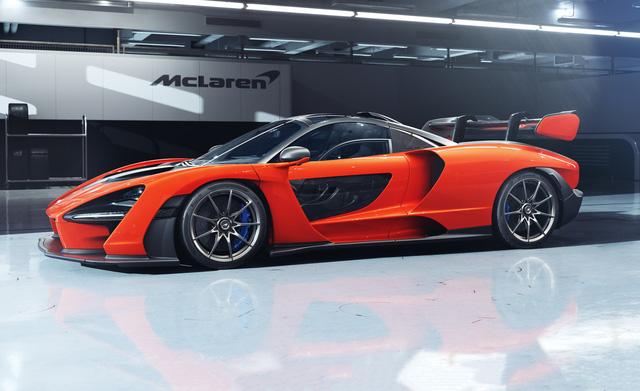 Ra mắt McLaren Senna kế nhiệm huyền thoại McLaren P1 - Ảnh 1.