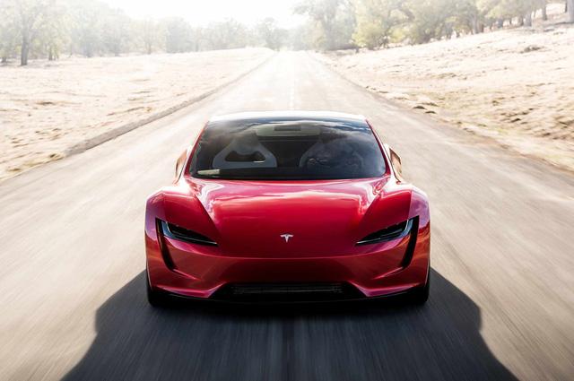 Tesla Roadster gây sốc khi tăng tốc từ 0-96 km/h chỉ trong 1,9 giây - Ảnh 2.