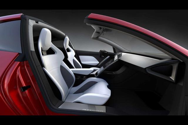 Tesla Roadster gây sốc khi tăng tốc từ 0-96 km/h chỉ trong 1,9 giây - Ảnh 6.