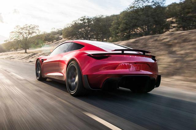 Tesla Roadster gây sốc khi tăng tốc từ 0-96 km/h chỉ trong 1,9 giây - Ảnh 3.