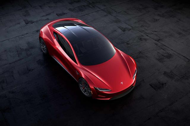 Tesla Roadster gây sốc khi tăng tốc từ 0-96 km/h chỉ trong 1,9 giây - Ảnh 5.