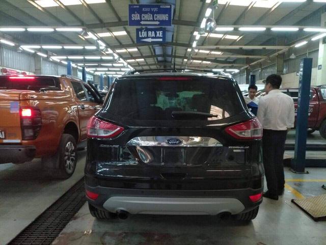 Rộ tin đồn Ford Escape 2017 sắp bán tại Việt Nam: Sale phao tin, hãng xe lại chối đây đẩy - Ảnh 2.
