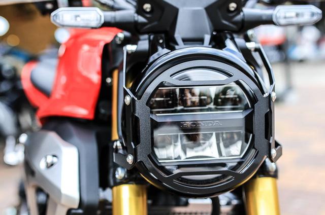 Sướng mắt với Honda CB150R ExMotion chi chít đồ độ - Ảnh 2.