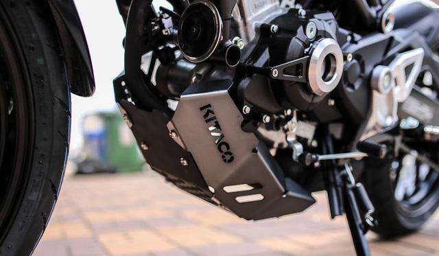 Sướng mắt với Honda CB150R ExMotion chi chít đồ độ - Ảnh 13.