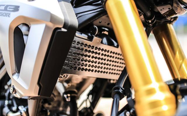 Sướng mắt với Honda CB150R ExMotion chi chít đồ độ - Ảnh 9.