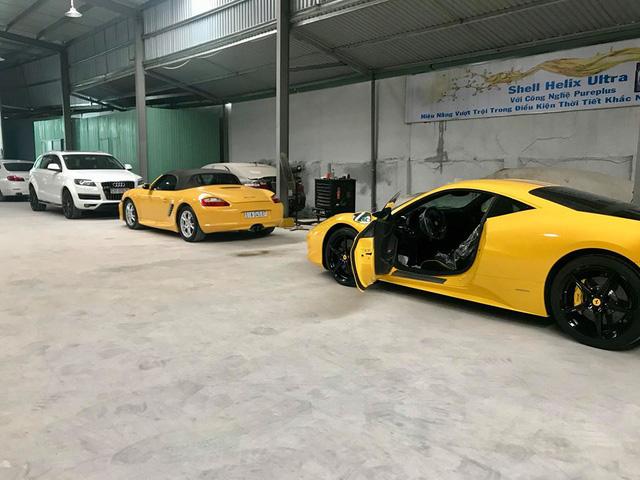 Dàn siêu xe Ferrari và Lamborghini của đại gia Sài thành tụ tập tại quận 2 - Ảnh 6.