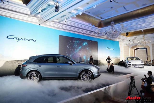 Porsche Cayenne 2018 ra mắt Việt Nam, giá trên 4,5 tỷ đồng - Ảnh 1.