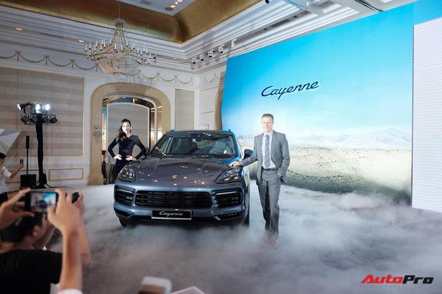 Porsche Cayenne 2018 ra mắt Việt Nam, giá trên 4,5 tỷ đồng - Ảnh 2.