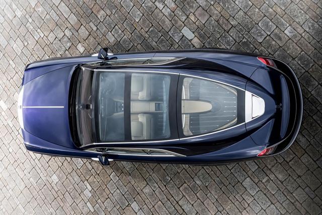 Bắt gặp kiệt tác 290,6 tỷ Đồng Rolls-Royce Sweptail trên đường phố - Ảnh 8.