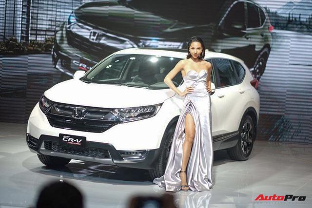 Honda CR-V 2018 chính thức ra mắt Việt Nam, giá cao nhất chưa đến 1,1 tỷ đồng - Ảnh 6.