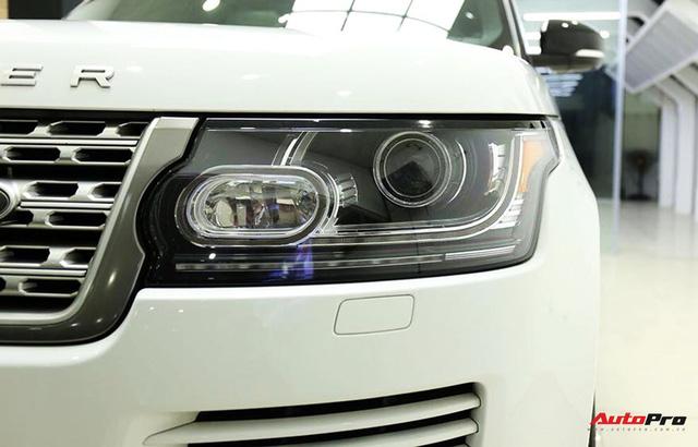 Khám phá Range Rover Autobiography 3.0L đi hơn 31.000 km vẫn có giá hơn 4,7 tỷ đồng - Ảnh 4.
