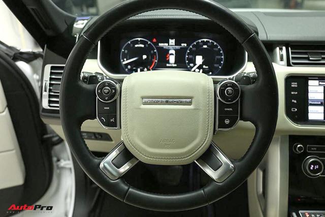 Khám phá Range Rover Autobiography 3.0L đi hơn 31.000 km vẫn có giá hơn 4,7 tỷ đồng - Ảnh 10.