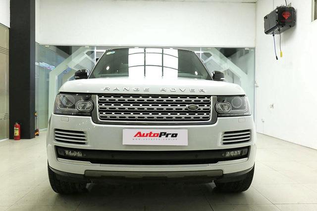 Khám phá Range Rover Autobiography 3.0L đi hơn 31.000 km vẫn có giá hơn 4,7 tỷ đồng - Ảnh 3.