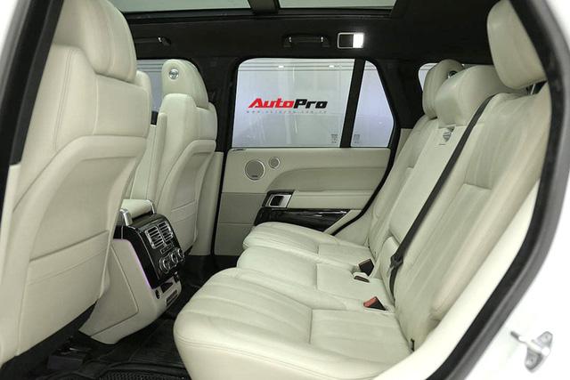 Khám phá Range Rover Autobiography 3.0L đi hơn 31.000 km vẫn có giá hơn 4,7 tỷ đồng - Ảnh 15.