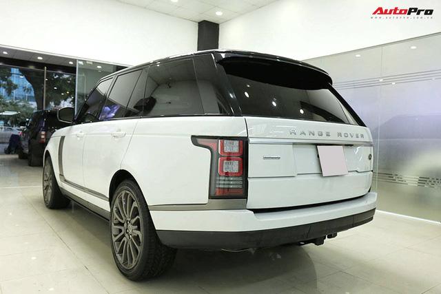 Khám phá Range Rover Autobiography 3.0L đi hơn 31.000 km vẫn có giá hơn 4,7 tỷ đồng - Ảnh 2.