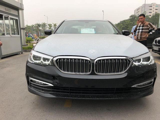Sedan hạng sang BMW 5-Series 2017 đầu tiên về Việt Nam - Ảnh 1.